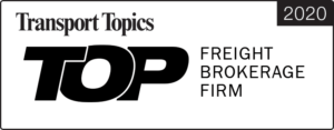 Transport Topics Top 50 Freight Brokerage Firm - Circle Logistics
