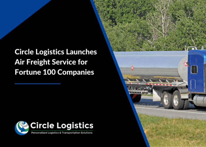 """Circle Logistics Awarded """"Top Supply Chain Project"""" for Facilitating Shift from Transporting Beer to Ethanol"""